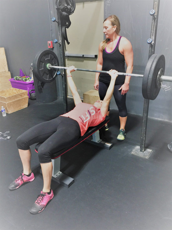 WOD: Wednesday 1/31/18