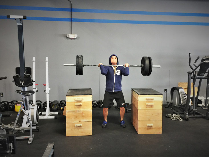 WOD: Tuesday 1/30/18