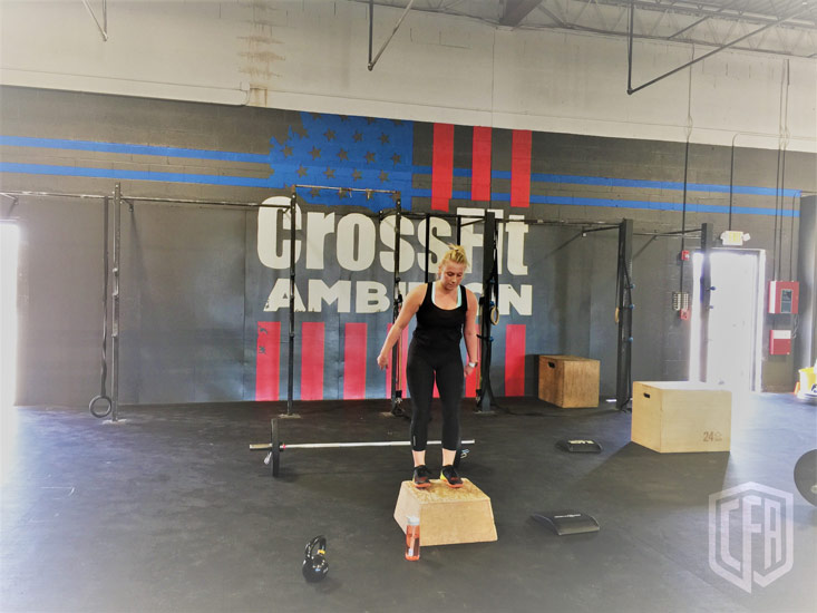 WOD: Tuesday 2/27/18