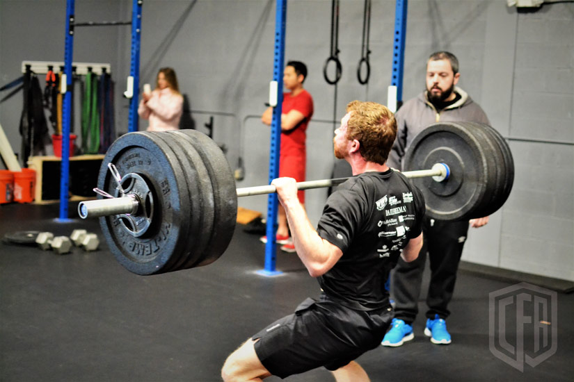WOD: Thursday 4/26/18