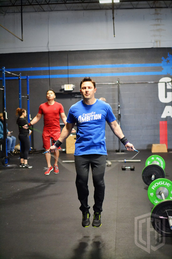 WOD: Wednesday 5/30/18