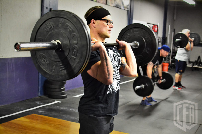 WOD: Friday 6/1/18