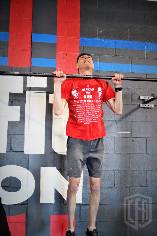 WOD: Friday 6/22/18