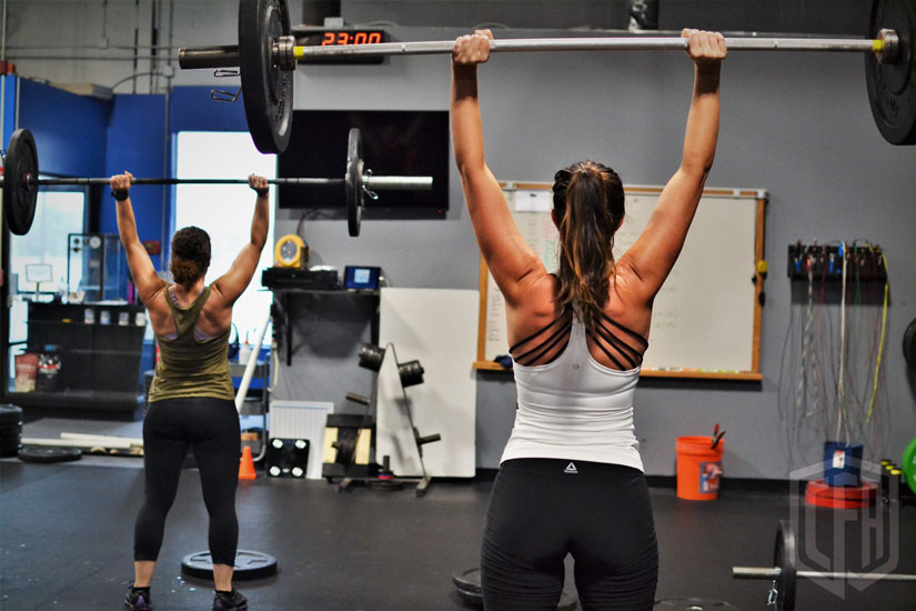 WOD: Wednesday 9/26/18