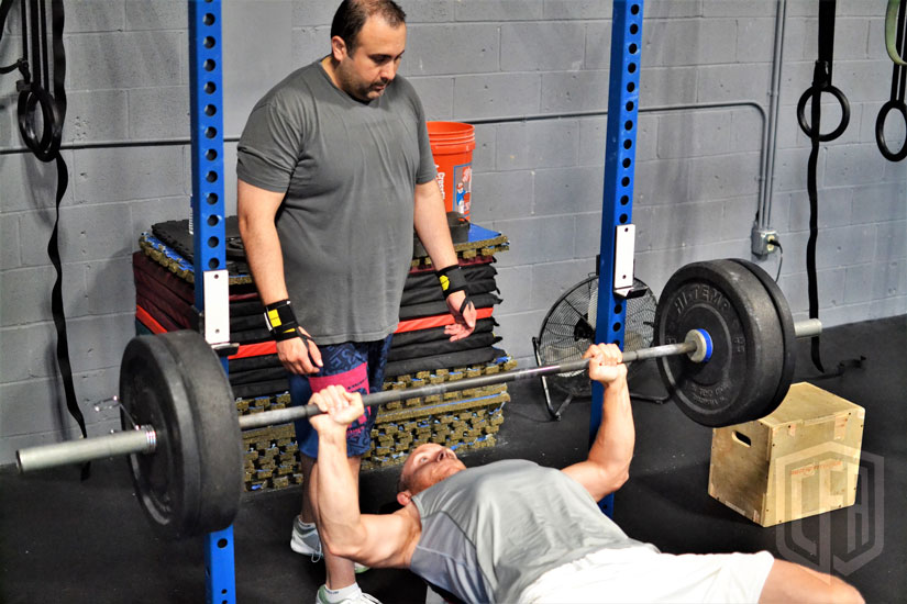 WOD: Wednesday 12/5/18