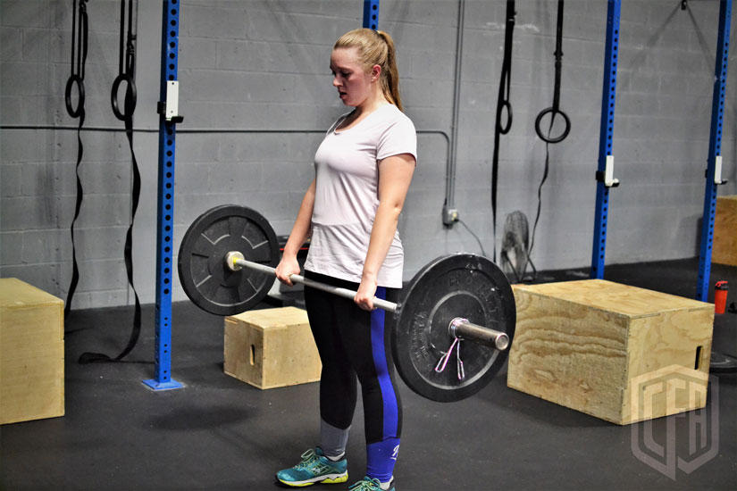 WOD: Wednesday 11/28/18