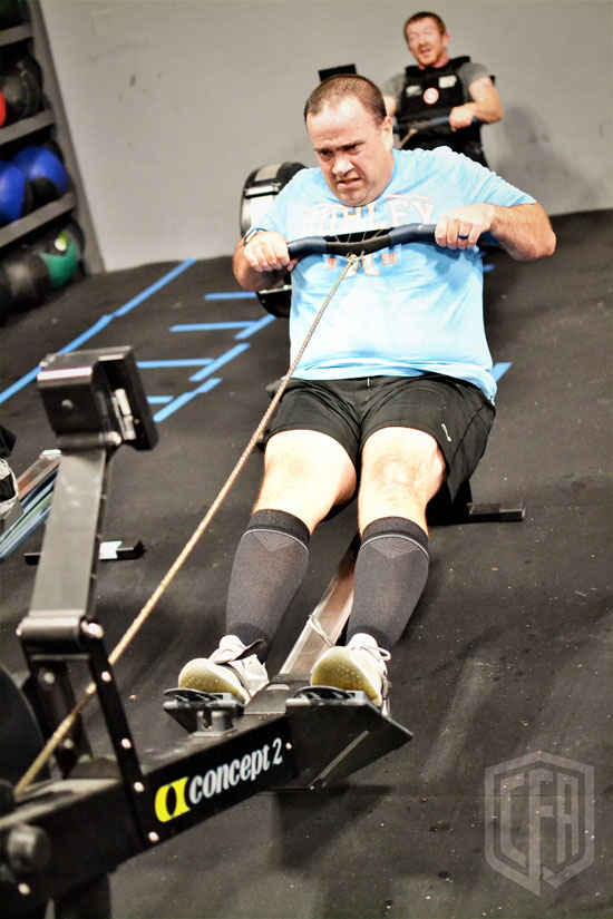 WOD: Friday 11/30/18