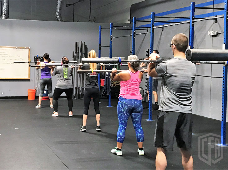 WOD: Saturday 12/29/18
