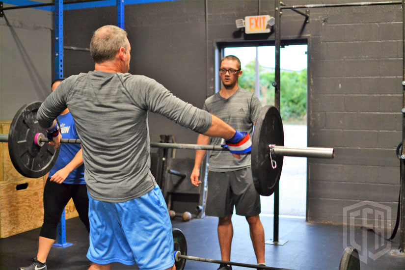WOD: Wednesday 1/30/19