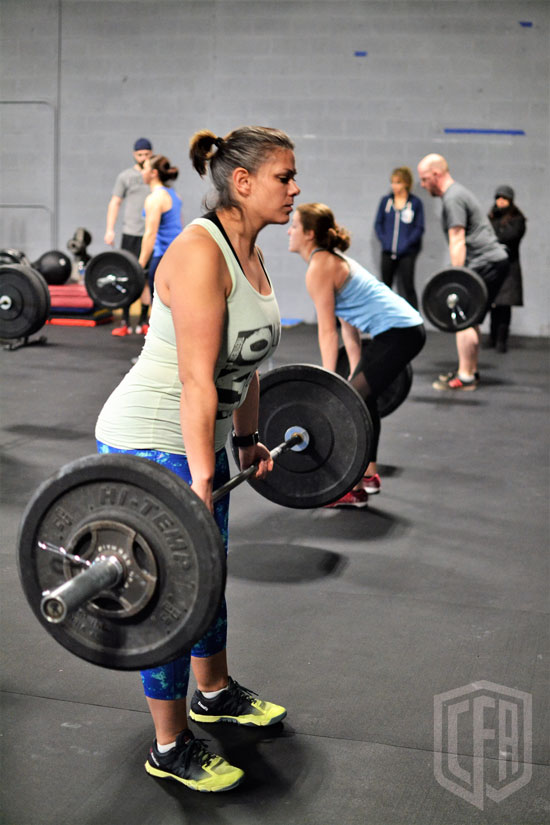 WOD: Thursday 1/31/19