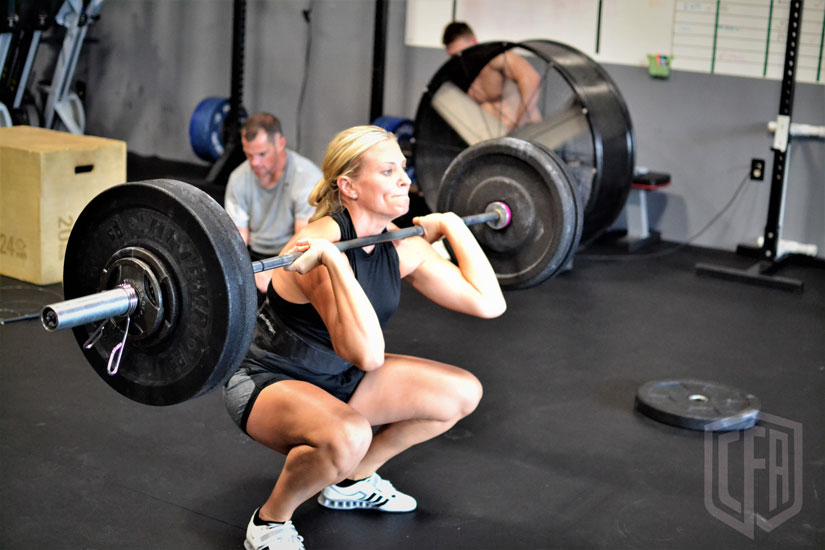 WOD: Friday 2/1/19