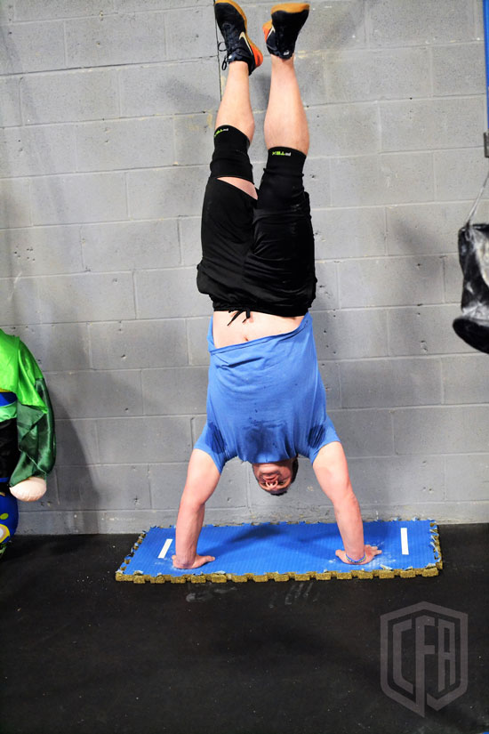 WOD: Friday 3/29/19