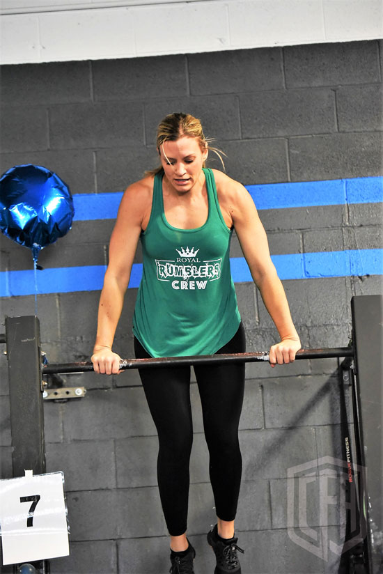 WOD: Saturday 3/30/19