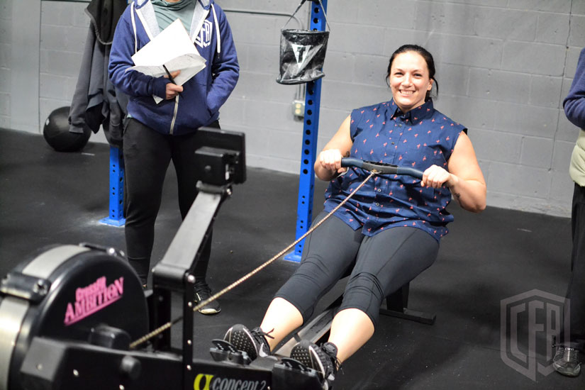 WOD: Tuesday 4/30/19