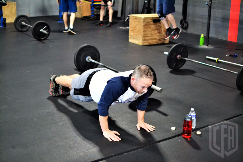 WOD: Wednesday 5/1/19