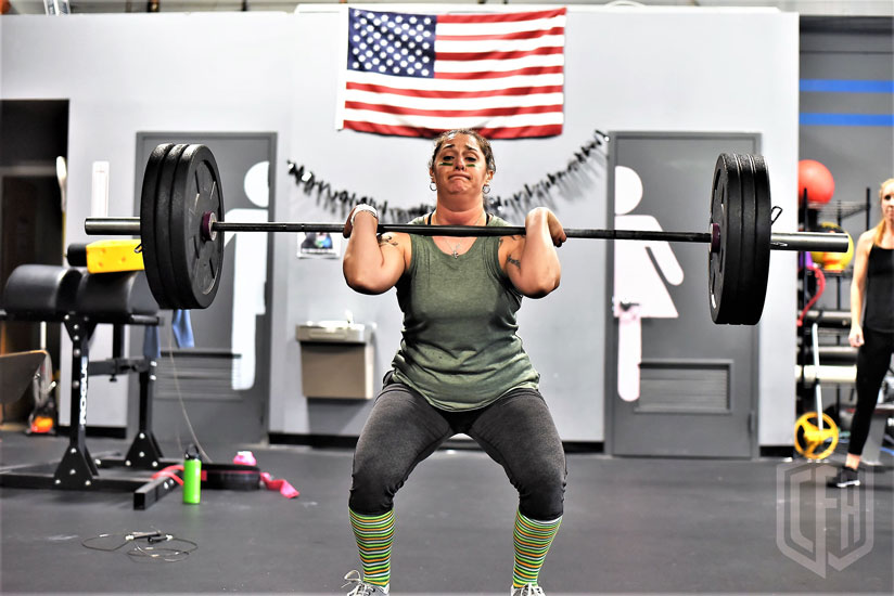 WOD: Saturday 4/27/19