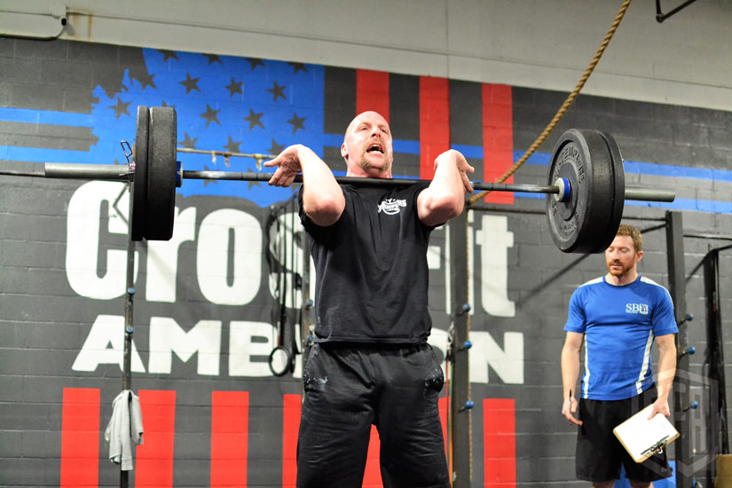 WOD: Tuesday 5/21/19