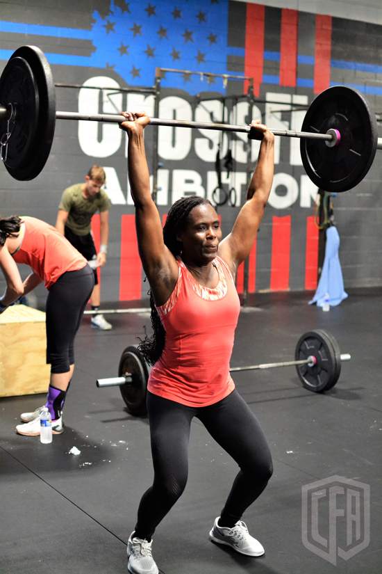 WOD: Saturday 6/29/19