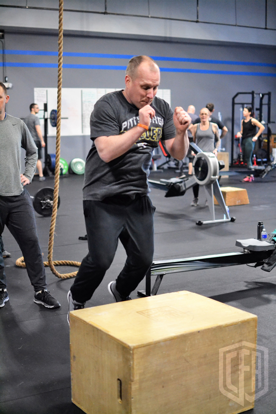 WOD: Wednesday 6/12/19