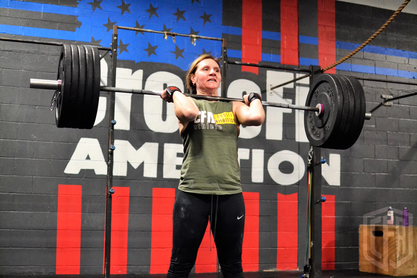 WOD: Tuesday 6/11/19
