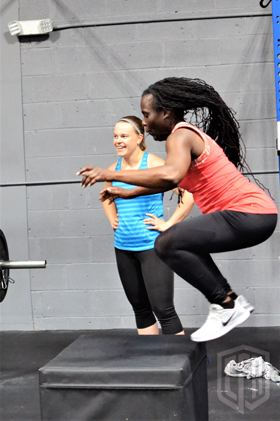 WOD: Wednesday 7/10/19