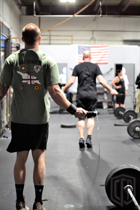 WOD: Wednesday 7/31/19