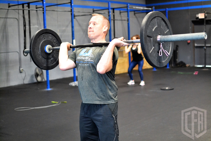 WOD: Saturday 8/31/19
