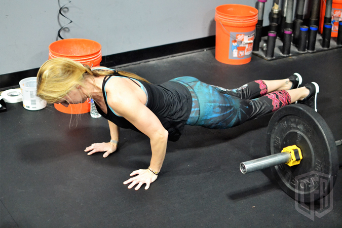 WOD: Friday 8/16/19