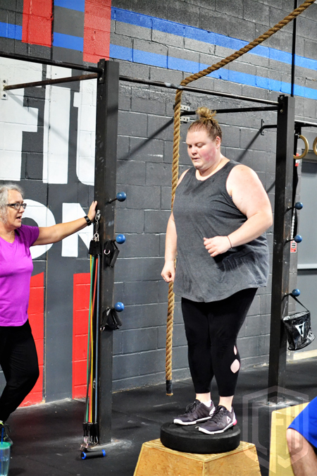 WOD: Saturday 9/7/19
