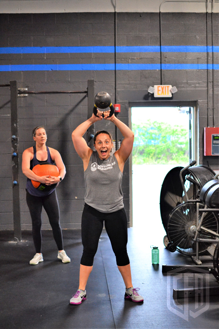 WOD: Tuesday 9/10/19