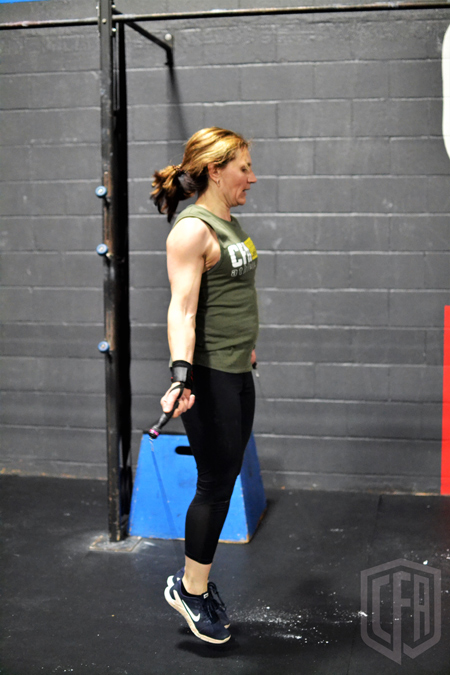 WOD: Thursday 9/5/19
