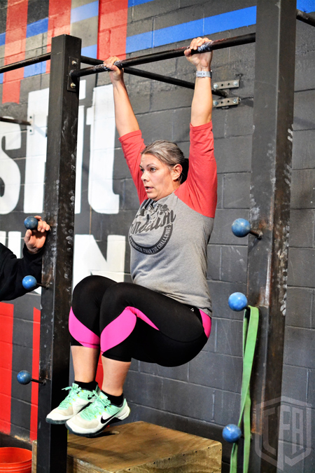 WOD: Tuesday 9/3/19
