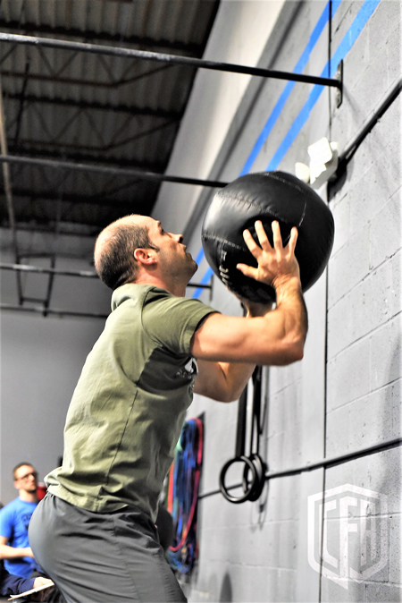 WOD: Saturday 9/14/19