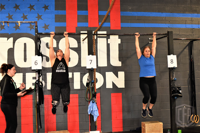 WOD: Friday 9/13/19
