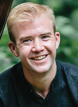 Parker Ramsay, harp