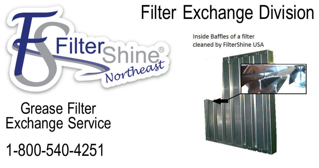 Grease Filter Exchange