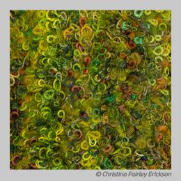 Moss 1 by Christina Fairley Erickson