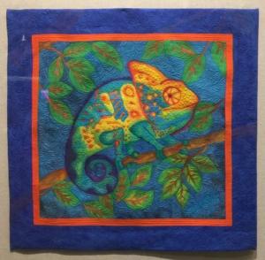 """Karma Chameleon"" by Marissa Vignali"