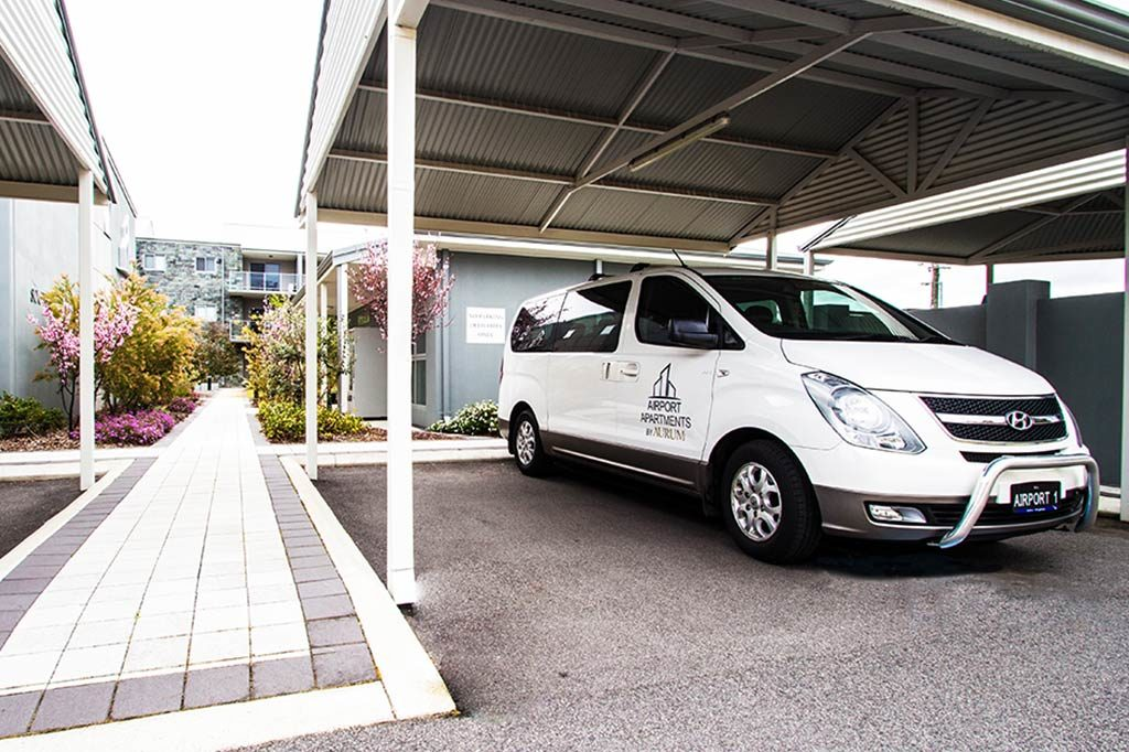Complimentary Airport Shuttle Transfers