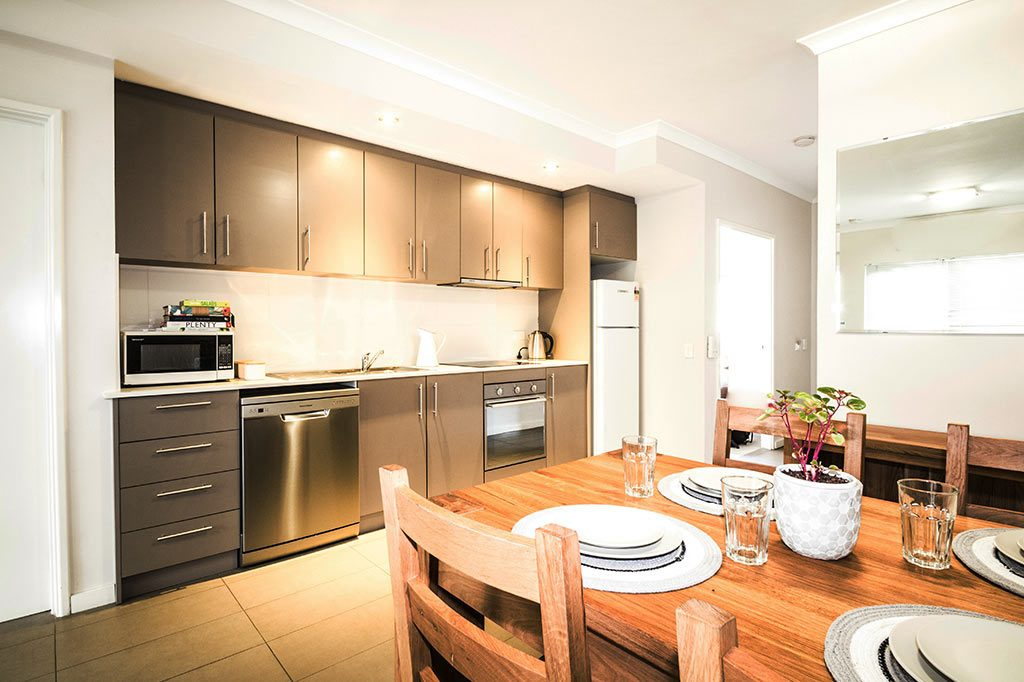 Two Bedroom Apartment with Balcony
