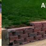 Retaining Wall Repair in Omaha