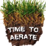 lawn aerating omaha