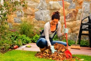 yard cleanup and yard care omaha