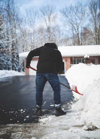 lawn care omaha in the winter