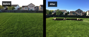 Mulch Landscaping Omaha