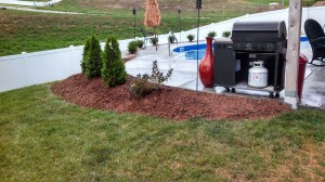 Landscaping design in Omaha.
