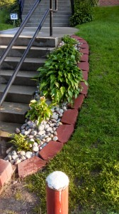 Landscaping design in Omaha by Nebraska Yard Care.