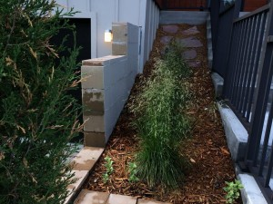 Landscaping design and yard cleanup by Nebraska Yard Care