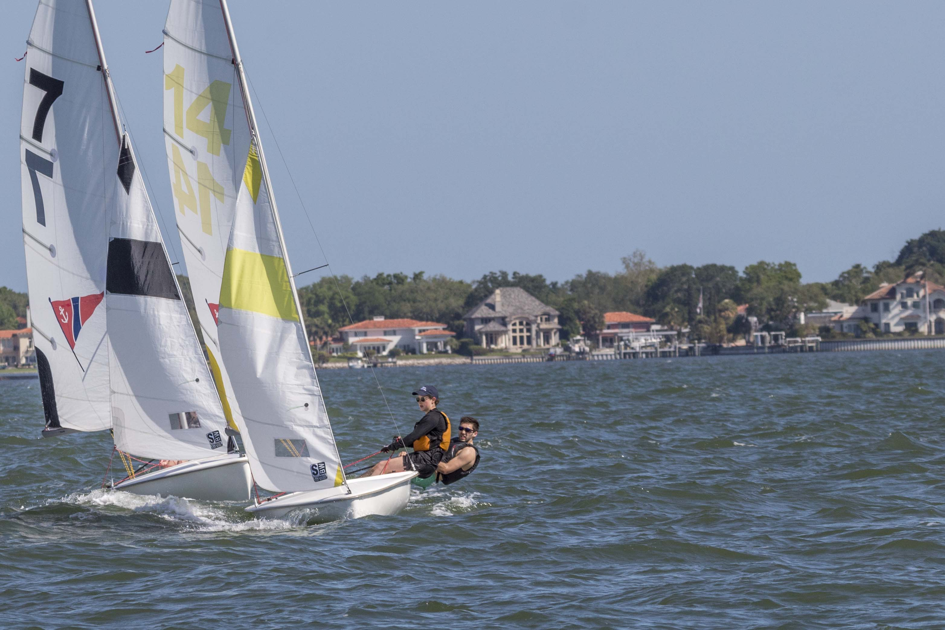 Youth Programs – St  Petersburg Sailing Center