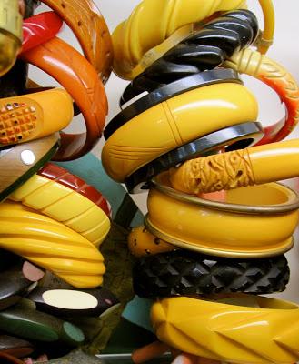bakelite bracelets and bangles